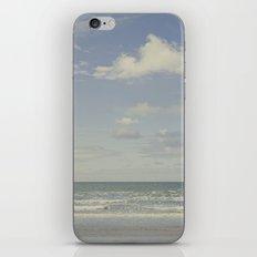 Welsh seascape iPhone & iPod Skin