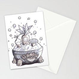 Sauna Shrubs Stationery Cards