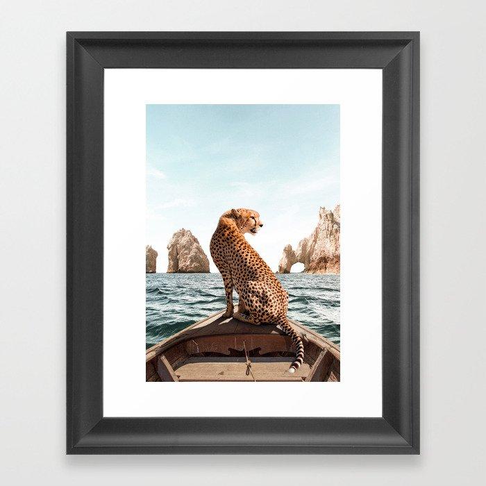 Los Cabos Gerahmter Kunstdruck