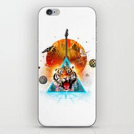 ERR-OR: Tiger Connection iPhone Skin