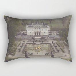 King Ludwig's little loft Rectangular Pillow