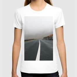 Lonely Road in Ireland T-shirt