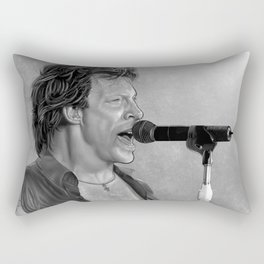 Jon Bon Jovi      Rectangular Pillow