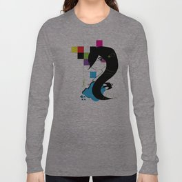 CMYK Long Sleeve T-shirt