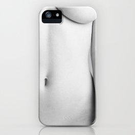 Hot girl iPhone Case