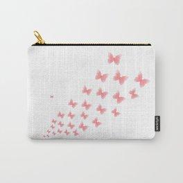 Watermelon butterflies Carry-All Pouch