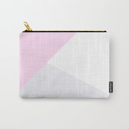 Pink Graphic Carry-All Pouch