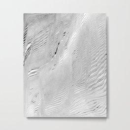 Wispy Metal Print