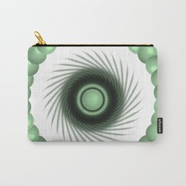 A Touch of the Green Eye Carry-All Pouch