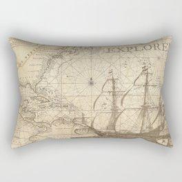 Explore! Rectangular Pillow