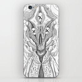 Intergalactic Priest iPhone Skin