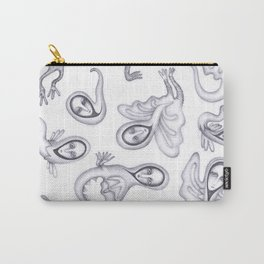 cute quirky witches Carry-All Pouch