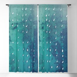 Boats on the Ocean Blackout Curtain
