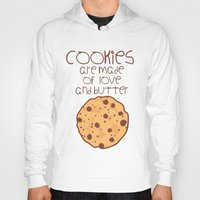 cookies Hoodies featuring Cookies by Mim sh.