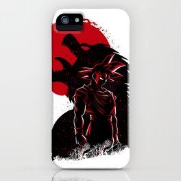 Legendary God iPhone Case