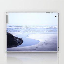 Reality a dreamy beach photo with bokeh Laptop & iPad Skin