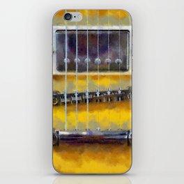 Guitar No. 5 iPhone Skin