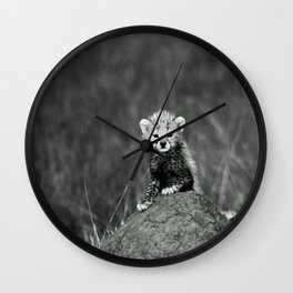BABY - TIGER - NATURE - LANDSCAPE - ANIMALS Wall Clock