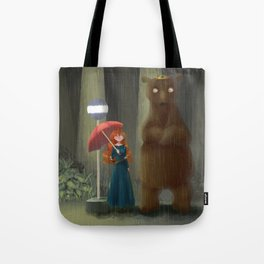 My Neighbor Elinor Tote Bag