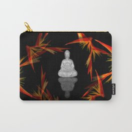 Paradise Buddha Carry-All Pouch