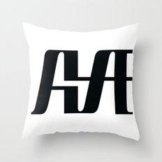 Hype Throw Pillow