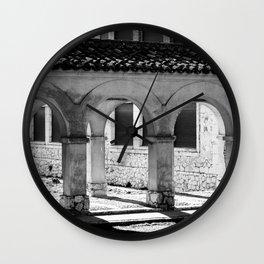 Colegiata Wall Clock