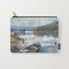 Drina River House Carry-All Pouch