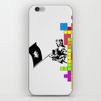 video games iPhone & iPod Skins featuring Video Games at Iwo Jima by Mike Dicker