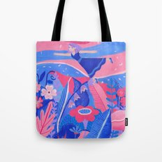Spring flight Tote Bag