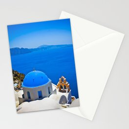 Santorini Stationery Cards