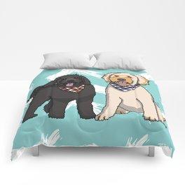 Ramble and Winter Comforters