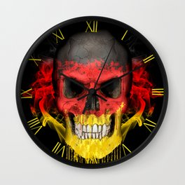 To The Core Collection: Germany Wall Clock