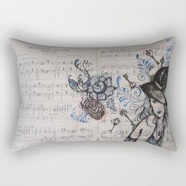 Chanson Russe Rectangular Pillow