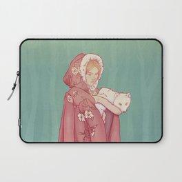 Arctic Lady Laptop Sleeve