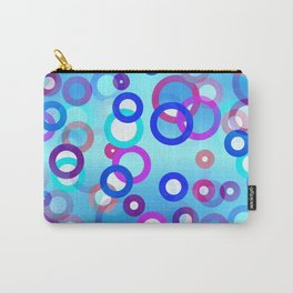 just little circles -1- Carry-All Pouch