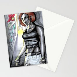 Alleyway Lurker Stationery Cards