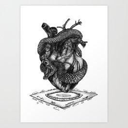 Occult Studies Art Print