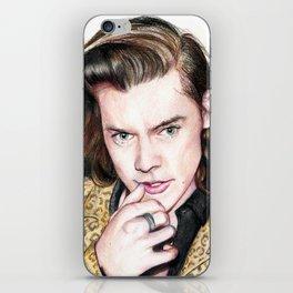 Sexy Harry  iPhone Skin