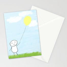 Simple Day  Stationery Cards