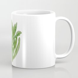 Crassula Ovata, succulent power Coffee Mug