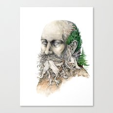 Element : Earth Canvas Print