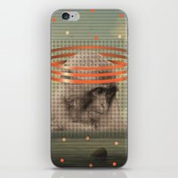 pixies iPhone & iPod Skins featuring this monkey gone to heaven by Rosa Picnic