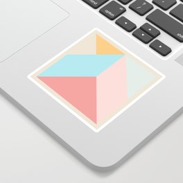 Ultra Geometric IV Sticker