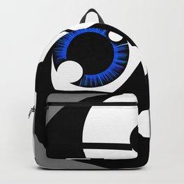 geeky yin yang Backpack