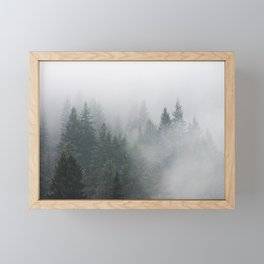 Long Days Ahead - Nature Photography Framed Mini Art Print