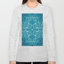 art  flower Long Sleeve T-shirt