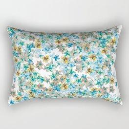Little Flowers For You Rectangular Pillow