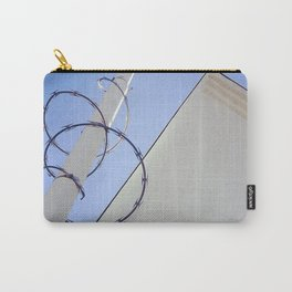 Abstract Urban Texture Study  Carry-All Pouch