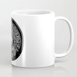 Kilos weight plate Coffee Mug