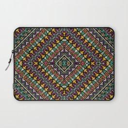 Ethnic tribal ornament Laptop Sleeve